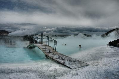 Blue Lagoon - Iceland, photo: Myrto Lazopoulou