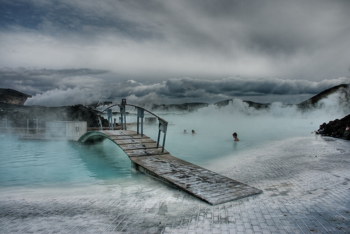 Blue Lagoon - Iceland, photo: Myrto Lazopoulou