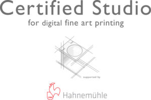 CERTIFIED FOR FINE ART PRINTING by Hahnemühle