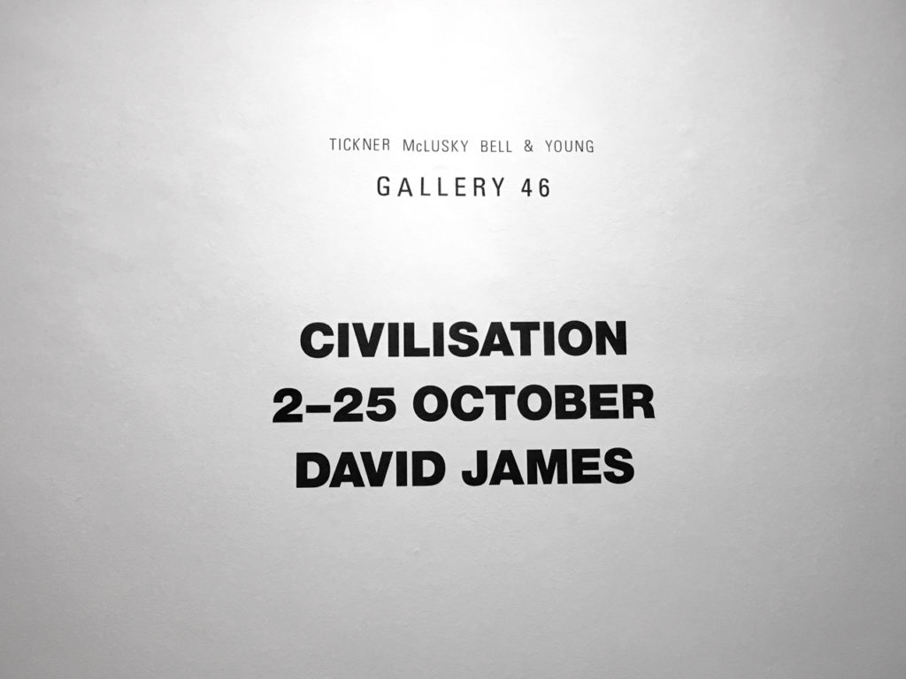 Civilisation - David James